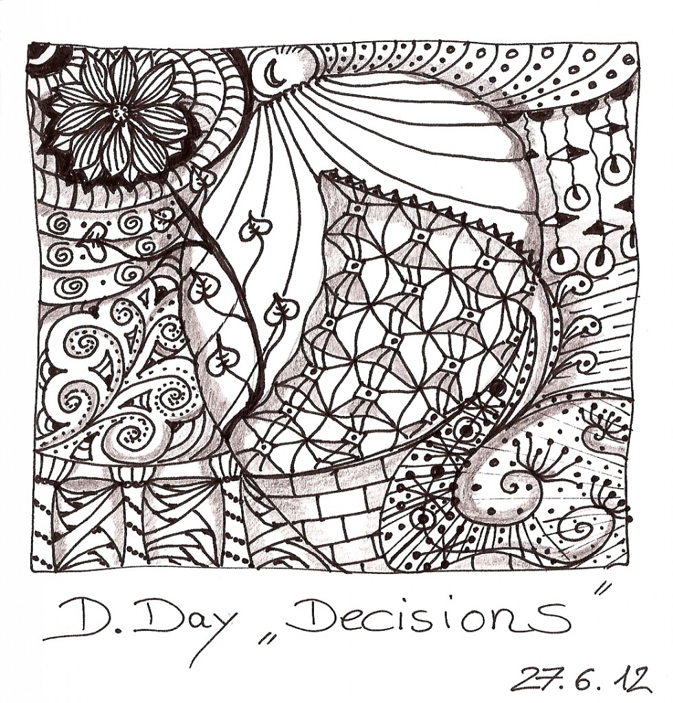 "D. Day ""Decisions"""