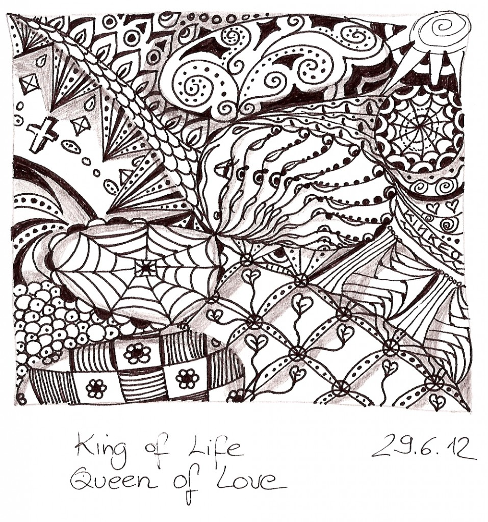 King of Live - Queen of Love